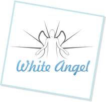 Благотворительный проект города Славутича - Белый Ангел, White Angel