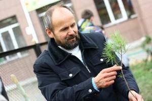 Человек который сажает деревья