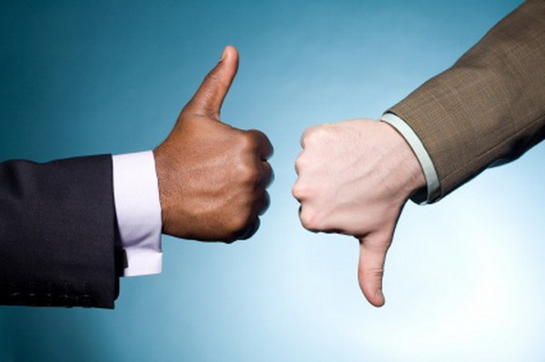Правильное отношение к критике