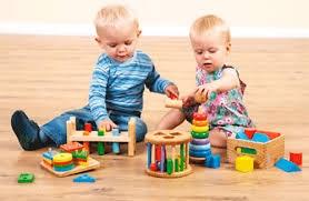 какие покупать игрушки ребенку