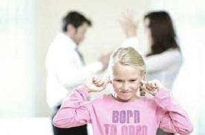Возможны ли ссоры родителей при ребенке?