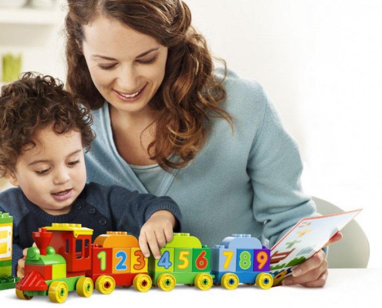 развитие ребенка до 3-х лет